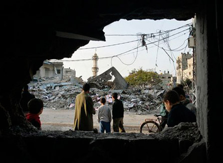 Israel: Gaza-Abzug Mitte September fertig - Welt